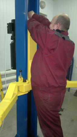 Ремонт автосервисного и шиномонтажного оборудования