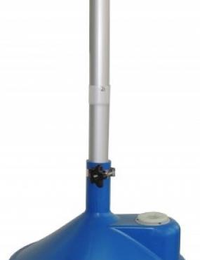 Установка для слива масла пластиковая 75 литров Nordberg OIL75